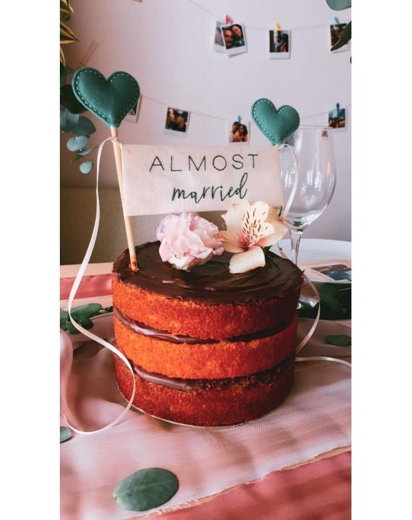 Topo de Bolo [Almost Married]